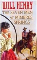 9781405680356: The Seven Men at Mimbres Springs