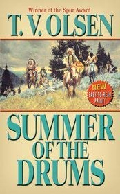 9781405681049: Summer of the Drums (Gunsmoke Westerns)