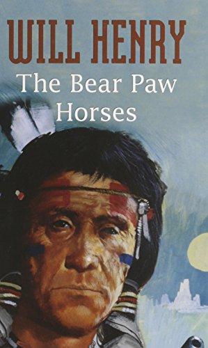 9781405681087: The Bear Paw Horses (Gunsmoke Westerns)