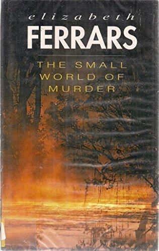 9781405685283: The Small World of Murder (Black Dagger Crime)