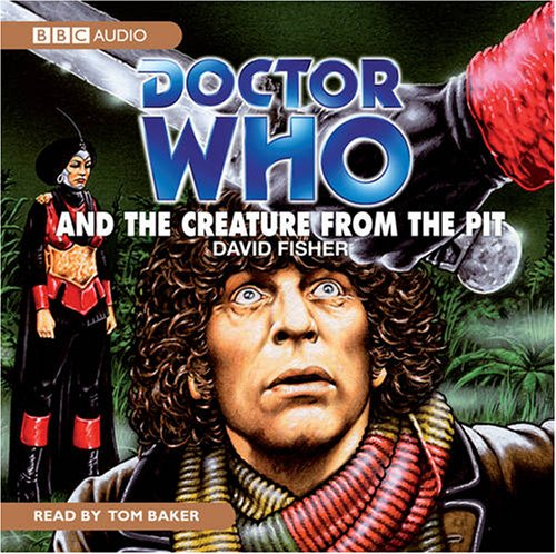 9781405687638: Dr Who; Creature from the Pit (4CD)