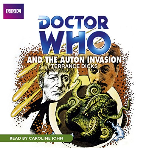9781405687669: Doctor Who and the Auton Invasion: A Classic Doctor Who Novel