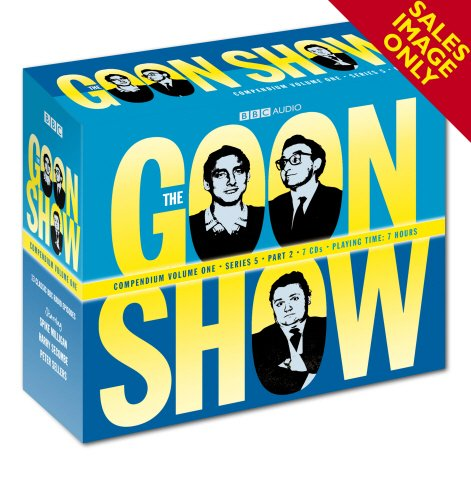9781405687744: The Goon Show Compendium Volume Two: Series 5, Part 2