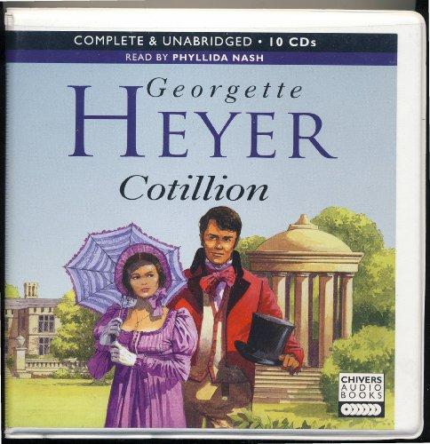 9781405689977: Cotillion (Georgette Heyer) (Unabridged Audiobook 10cd`s)