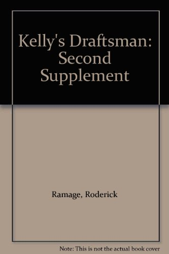 Kelly's Draftsman: Second Supplement: Ramage, Roderick