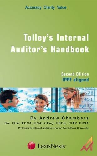 9781405735674: Internal Auditor's Handbook Second Edition