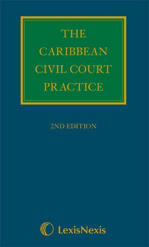9781405752381: The Caribbean Civil Court Practice