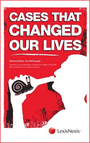 9781405755887: Cases That Changed Our Lives