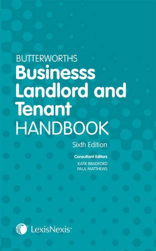 9781405763394: Butterworths Business Landlord and Tenant Handbook