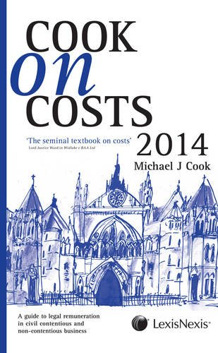 9781405778749: Cook on Costs 2014