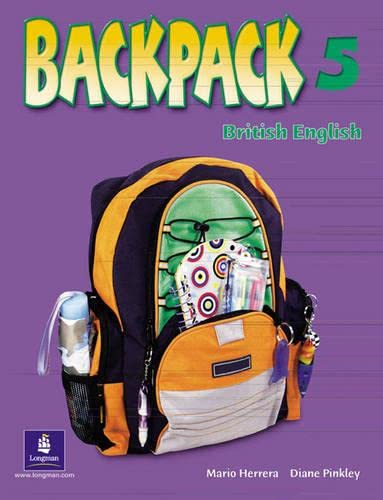 Backpack Level 5 Student's Book: D. Pinkley M.