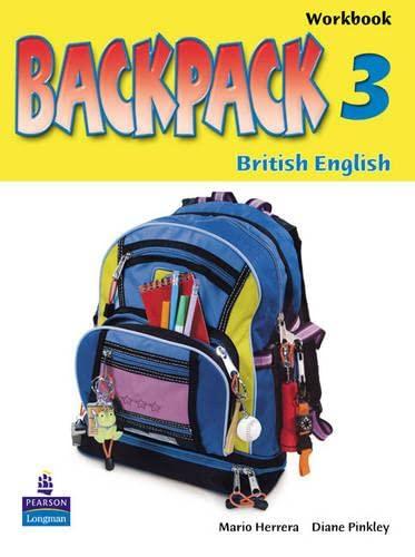 9781405800174: Backpack Level 3 Workbook