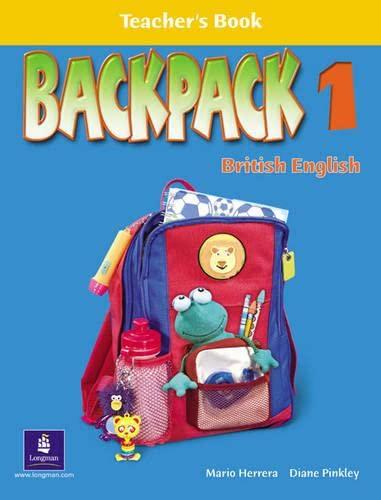 9781405800228: Backpack Level 1 Teacher's Book