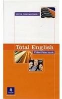 9781405800662: Total English Upper Intermediate Video (PAL)
