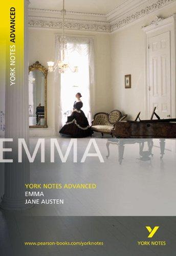 Emma (York Notes Advanced)