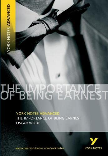 YNA Importance of Being Earnest (York Notes: Wilde, Oscar