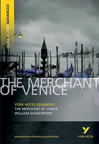 9781405801751: Merchant of Venice: York Notes Advanced