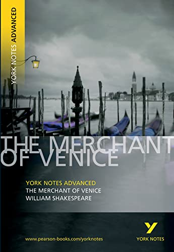 9781405801751: YNA Merchant of Venice (2nd Edition) (York Notes Advanced)