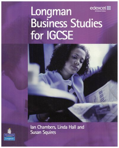 9781405802079: Longman Business Studies for GCSE