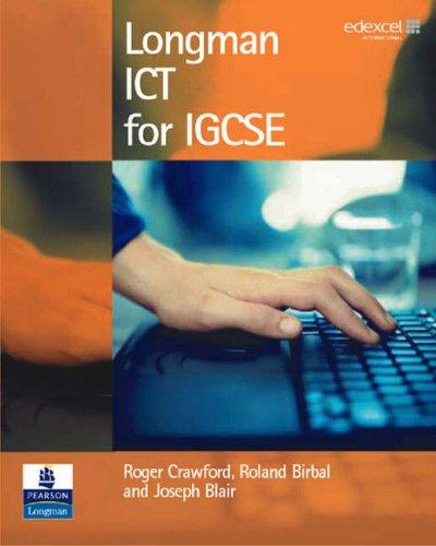 9781405802109: Longman ICT for IGCSE