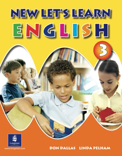 9781405802659: New Let's Learn English Pupils' Book: Bk. 3