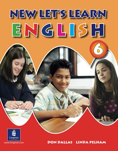 9781405802680: New Let's Learn English: Student Book Bk. 6