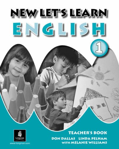 9781405802697: New Let's Learn English: 1: Teacher's Book (Lets Learn English)