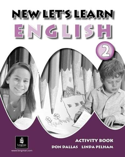 9781405802765: New Let's Learn English: Answer Book Bk. 2 (Lets Learn English)