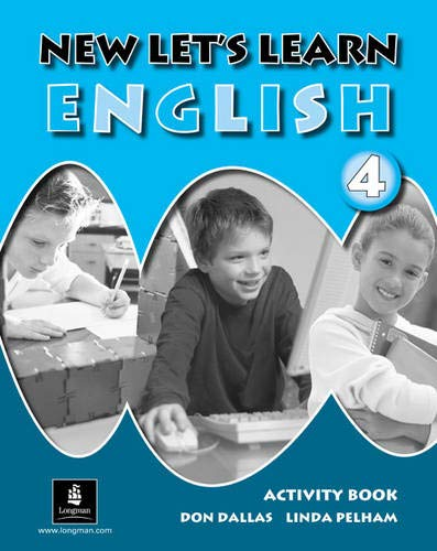 9781405802789: New Let's Learn English: Answer Book Bk. 4 (Lets Learn English)