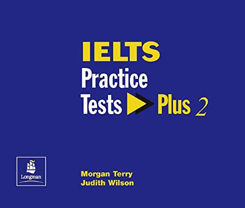 IELTS Practice Tests Plus 2 Class CD: Judith Wilson, Morgan