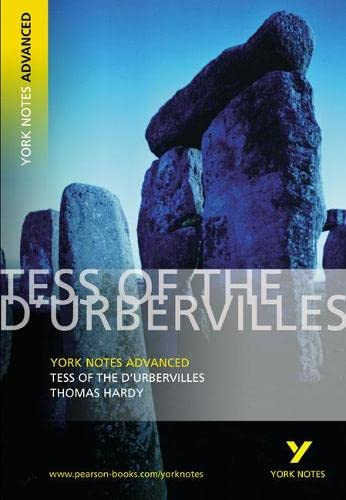 9781405807074: YNA Tess of the D'Urbervilles (2nd Edition) (York Notes Advanced)