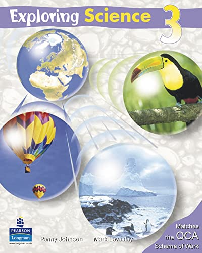 9781405808835: Exploring Science: Pupil's Book Year 3 (Exploring Science)