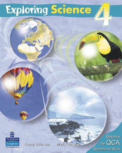 9781405808842: Exploring Science: Pupil's Book Year 4 (Exploring Science)