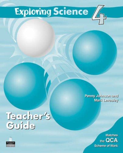 9781405808866: Exploring Science Teacher's Guide 4 (Exploring Science)