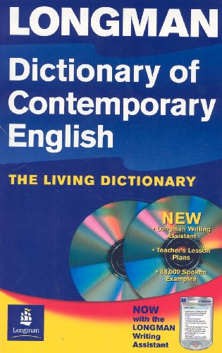 9781405811262: Longman Dictionary of Contemporary English (paperback) with CD-ROM (4th Edition)