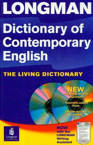 9781405811309: Longman Dictonary Of Conetmporary Engli Cd