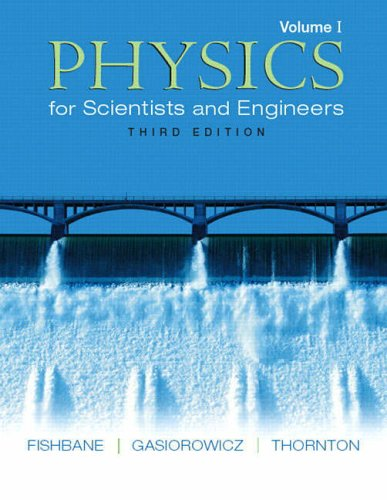 9781405811521: Physics for Scientists and Engineers, Volume 1 (Ch. 1-20) and Physics for Scientists and Engineers, Volume 2 (Ch. 21-38) (Vol 1, Chapters 1-20)