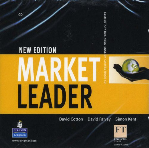 9781405812832: Market Leader New Edition. Elementary