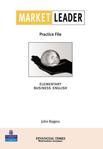 9781405812856: Market Leader Elementary Practice File for Pack New Edition