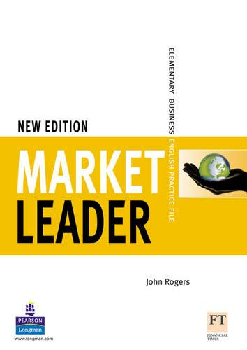 9781405812863: Market Leader Elementary Practice File New Edition