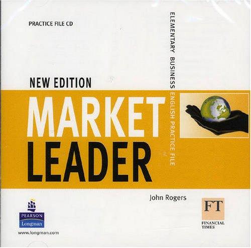9781405812887: Mkt Leader Elem Pract File CD NE