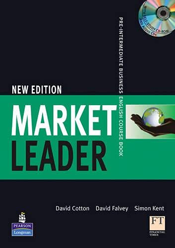 9781405812962: Market Leader Pre-Intermediate Coursebook New Edition