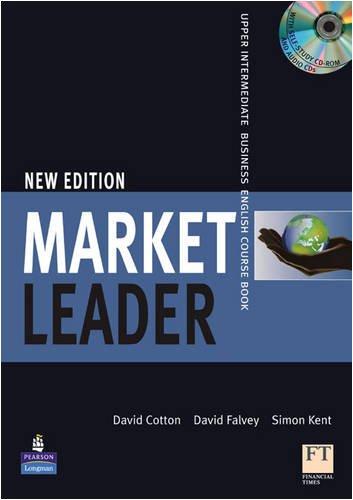 9781405813099: Market leader. Import. Per gli Ist. Tecnici commerciali. Con CD Audio commerciali: Upper Intermediate Coursebook NE