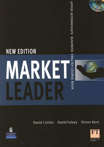 9781405813105: Market Leader Upper Intermediate Coursebook New Edition for pack