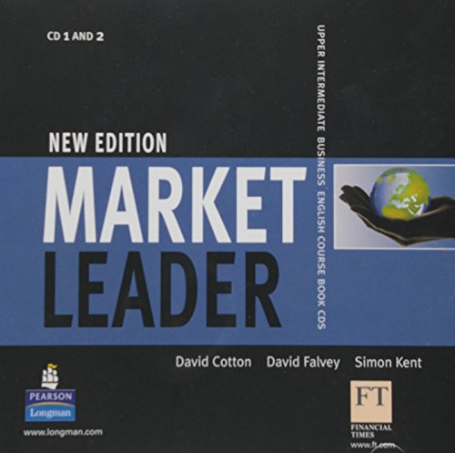 9781405813129: Market Leader: Upper Intermediate Business English, Course Book