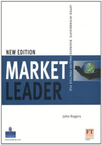 9781405813235: Market Leader: Upper Intermediate Practice File NE (Market Leader)