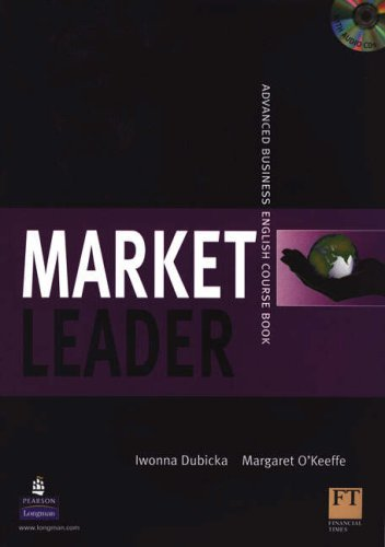9781405813396: Market Leader: Advanced Coursebook and Class CD Pack
