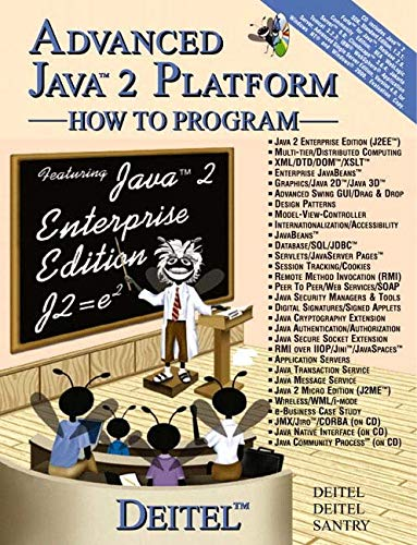 9781405813884: Advanced Java 2 Platform How to Program: AND Internet and World Wide Web How to Program