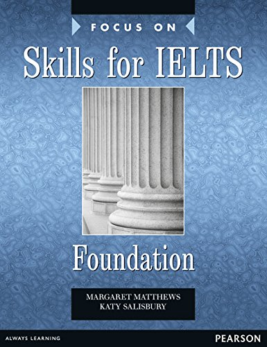 9781405815277: Focus Skills IELTS: Foundation Book