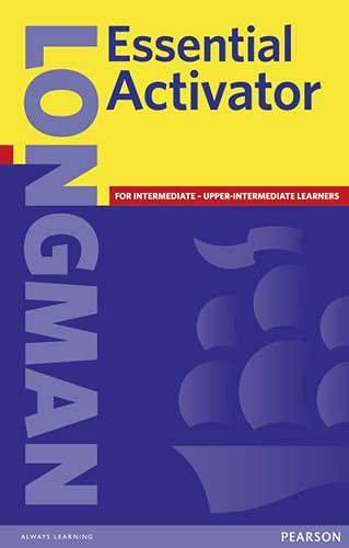 9781405815598: Longman Essential Activator, 2nd Edition